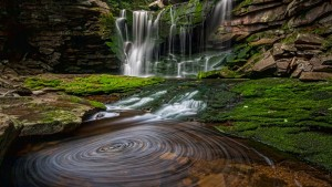BlackwaterFalls_WestVirginiaUSA_1366x768