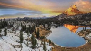 CathedralPeak_YosemiteNPUSA