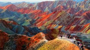 ColorfulDanxiaLandform_China