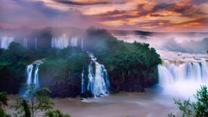 IguacuFallsBrasil