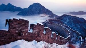 SnowWall_China